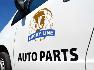 Local Auto Parts Delivery & Shipping Information